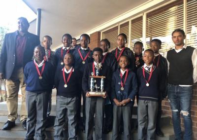 Soccer Boys U11 District Champions